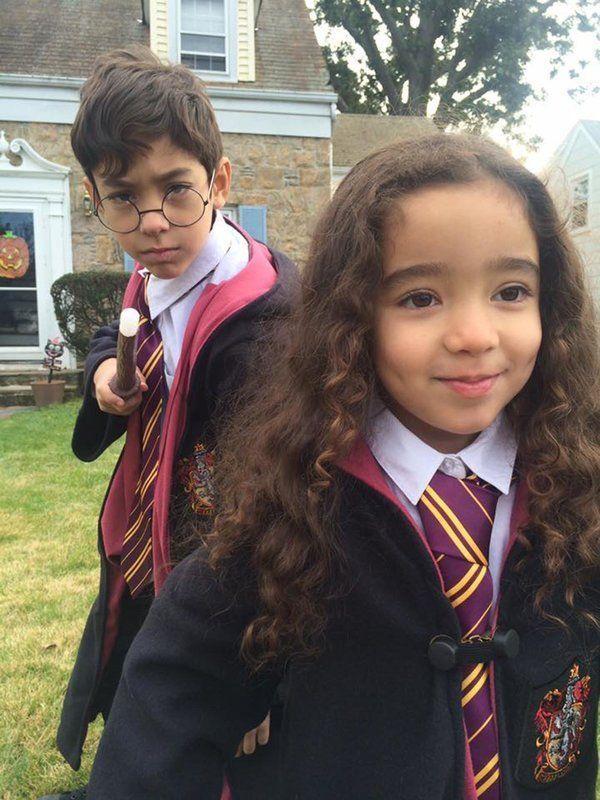 harry potter dan hermione