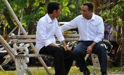 Anies memilih untuk menerima saja keputusan sang Presiden terkait pencopotan jabatannya.