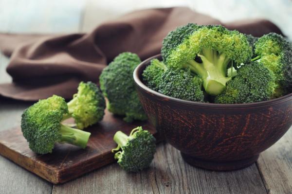 Brokoli.