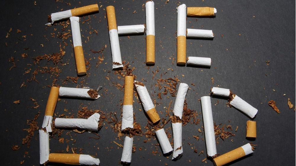 karena merokok membunuhmu udah basi sind cantik ini