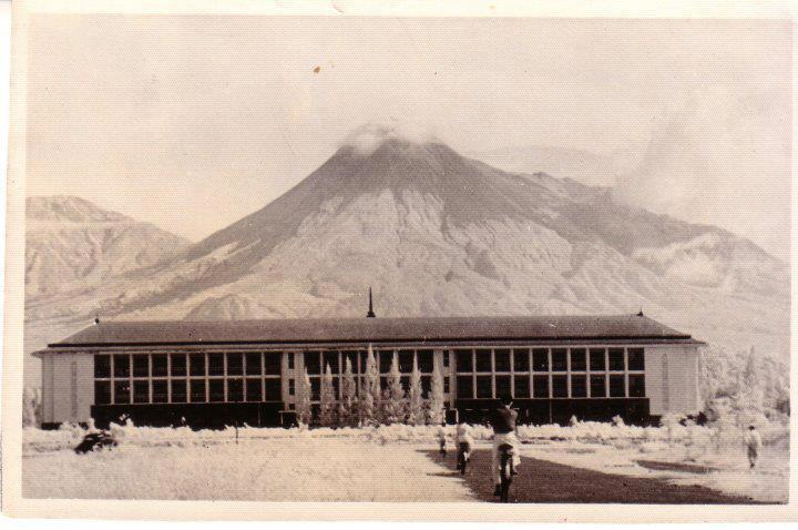Balairung UGM awal dibangun