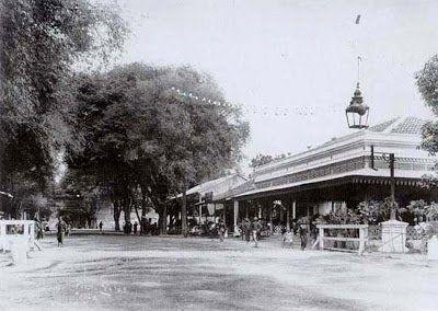 Jl. Senopati di tahun 1895