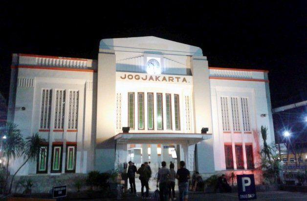 Stasiun Tugu Yogyakarta masa kini