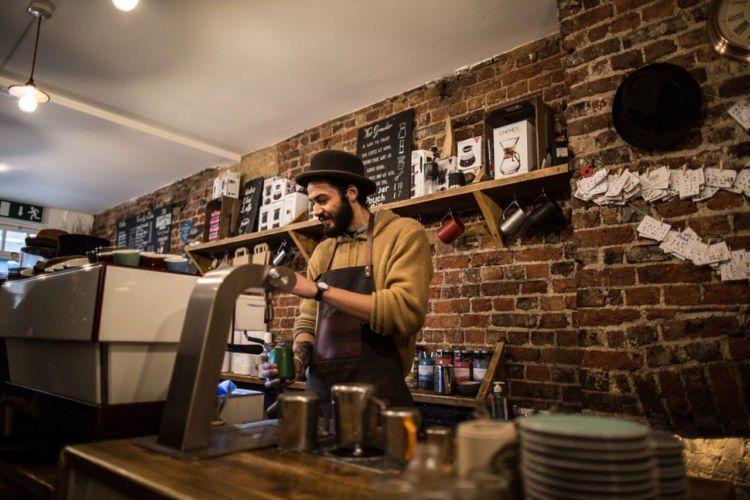 Barista tak bisa asal bikin kopi