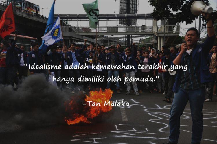 10 kutipan dari Tan Malaka yang akan menampar dan membakar semangat awet muda Anda