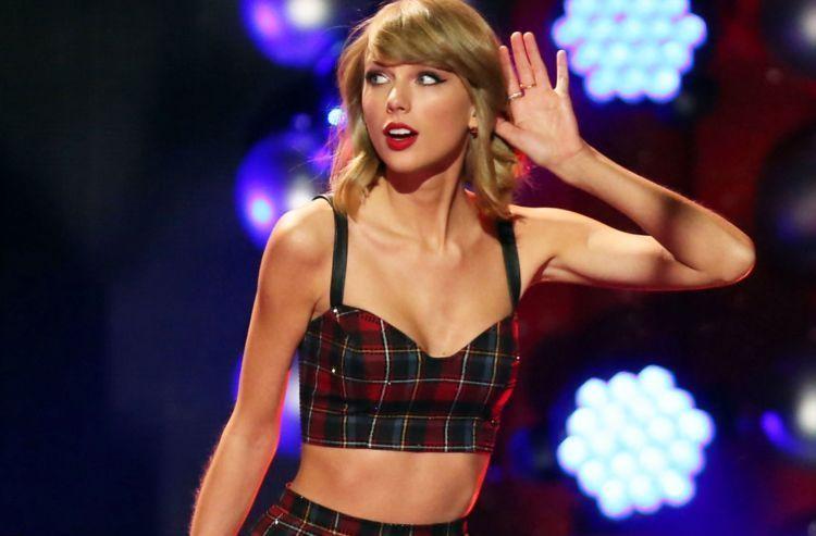Taylor Swift misalnya