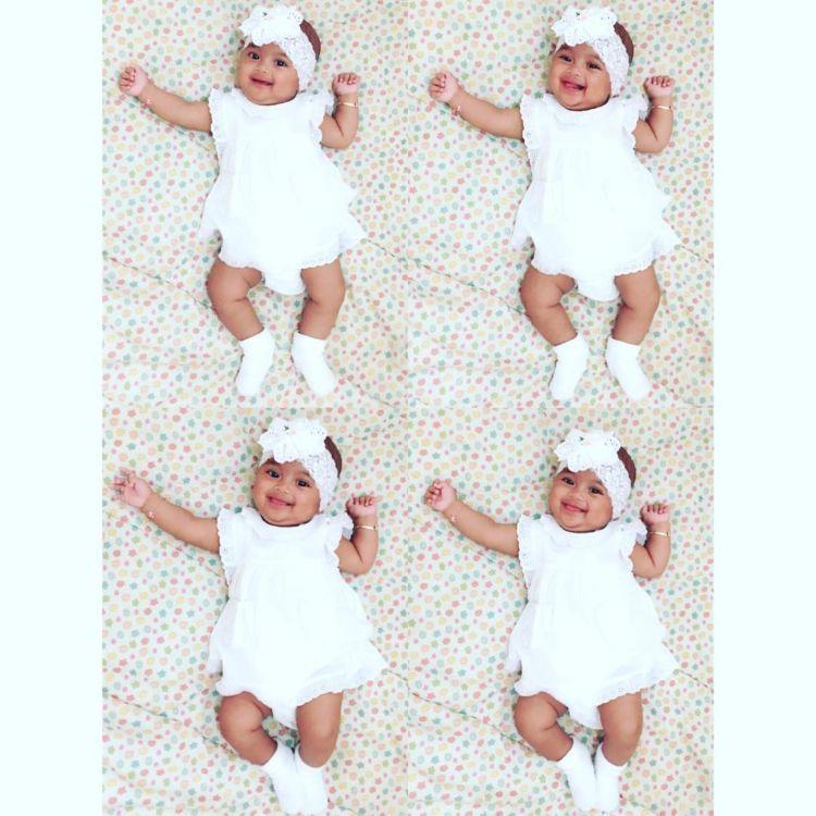 Baby white~
