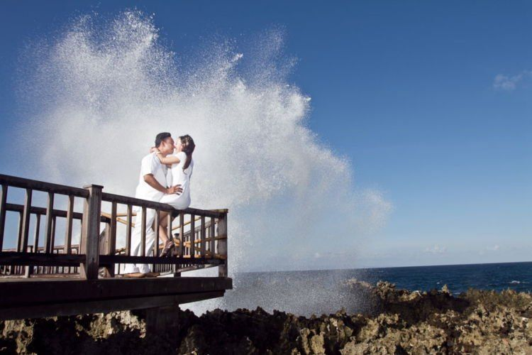 Water Blow Nusa Dua.