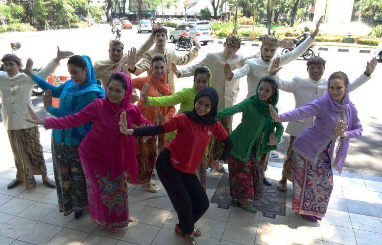Orang Jawa di Kaledonia Baru malah antusias belajar dan menjaga budaya Jawa