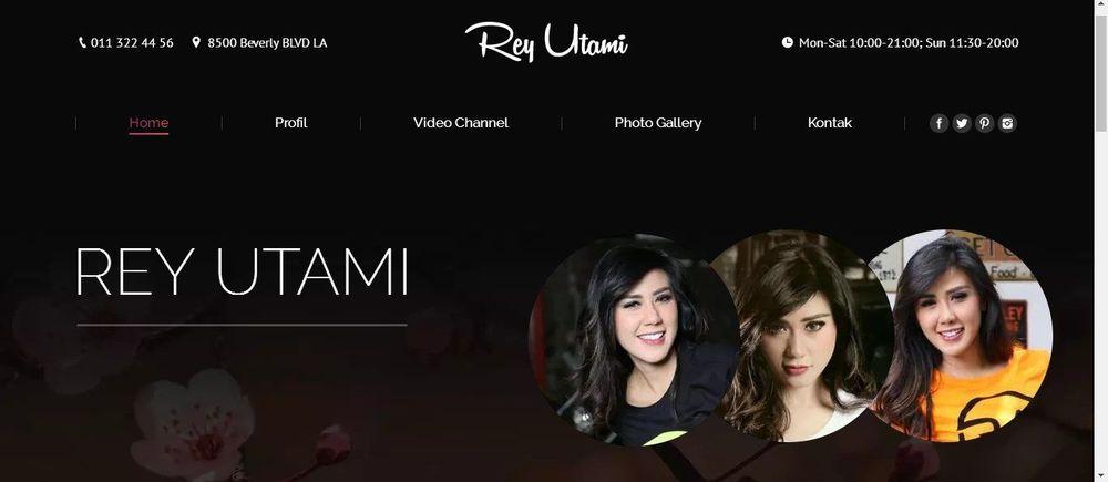 Situs pribadi mbak Rey
