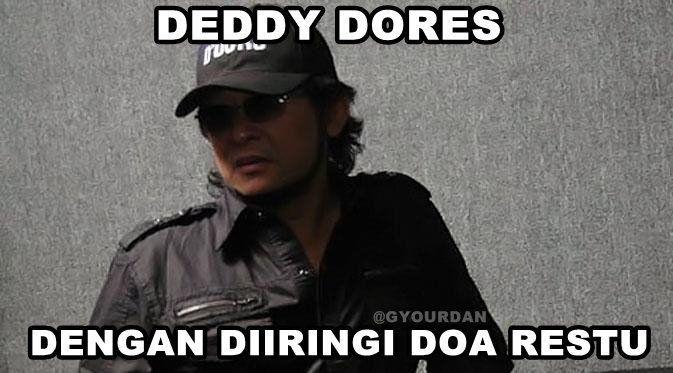 Deddy dores!