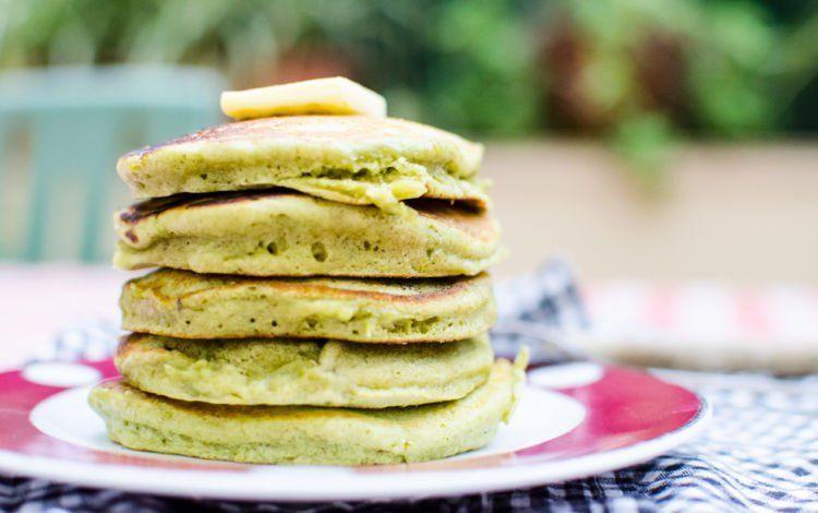 pancake matcha!