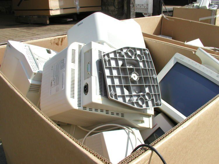 elektronik bekas