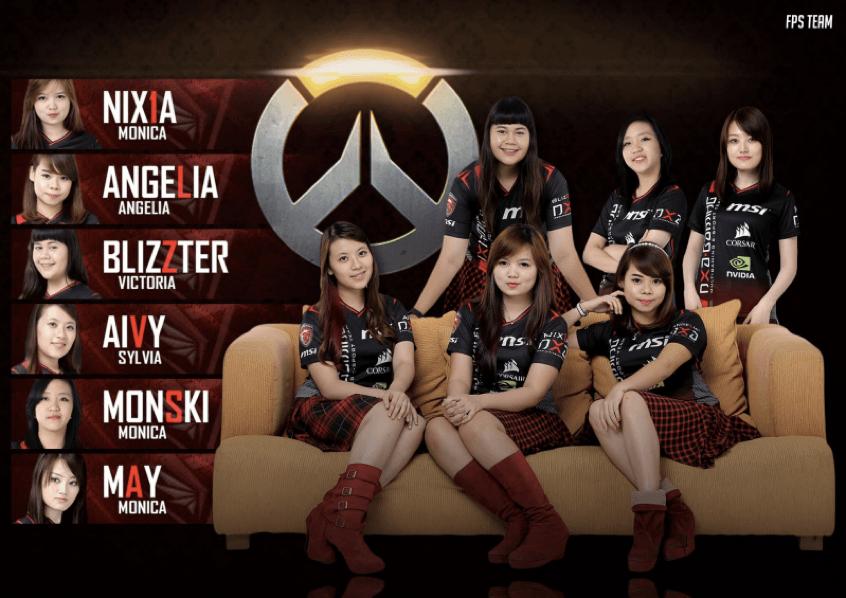 FPS team