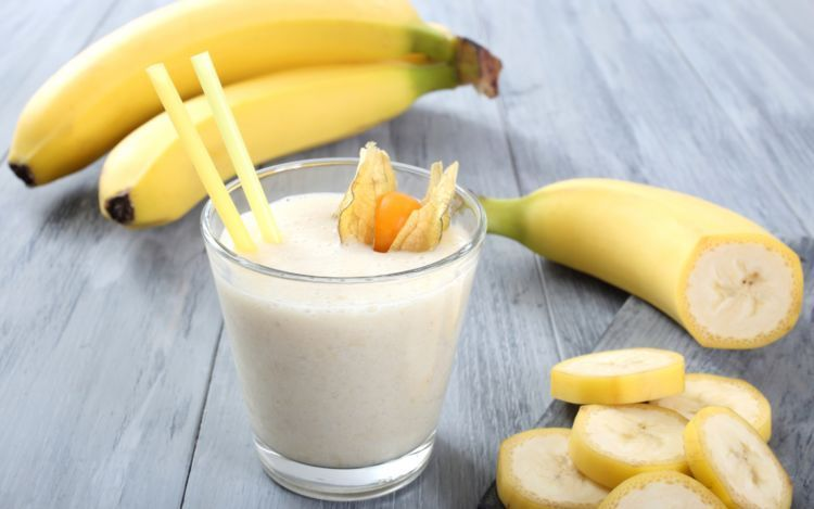 milkshake pisang