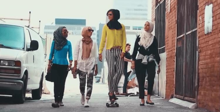 Hijab bukan sekadar penutup kepala