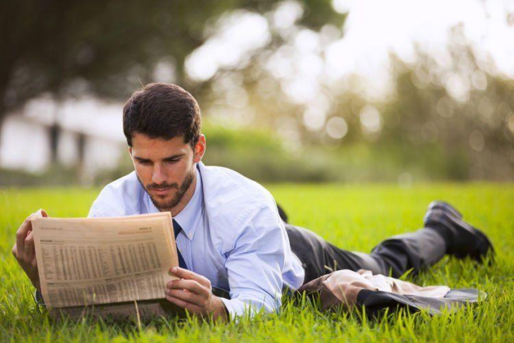Supaya bisa menikmati waktu istirahat di luar