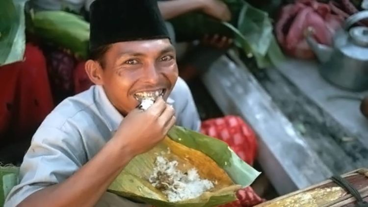 87 Gambar Lucu Orang Makan Paling Hist
