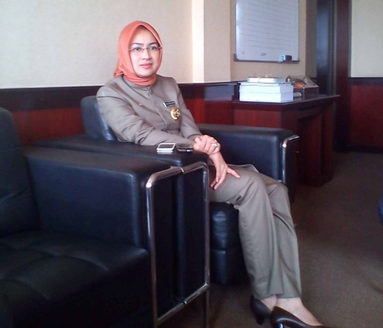 Walikota Tangerang Selatan.
