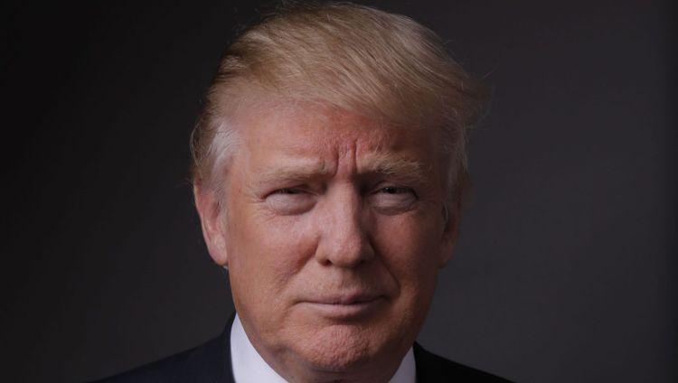 Donald Trump adalah perwakilan partai republikan