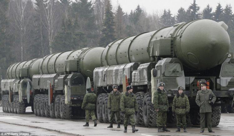 ini dia Topol - yang paling dibanggakan Rusia