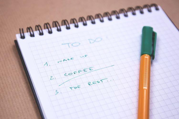 kamu sudah punya to do list yang oke