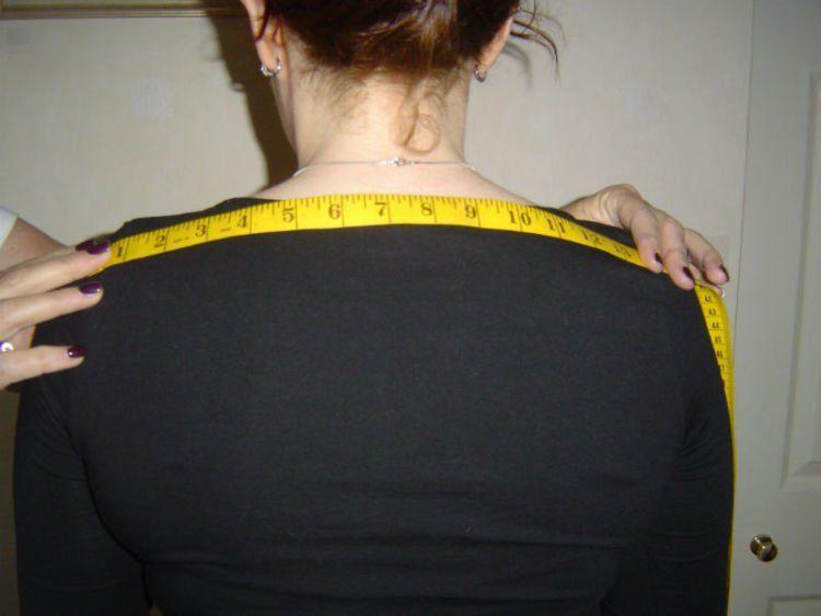 Ukuran pundak