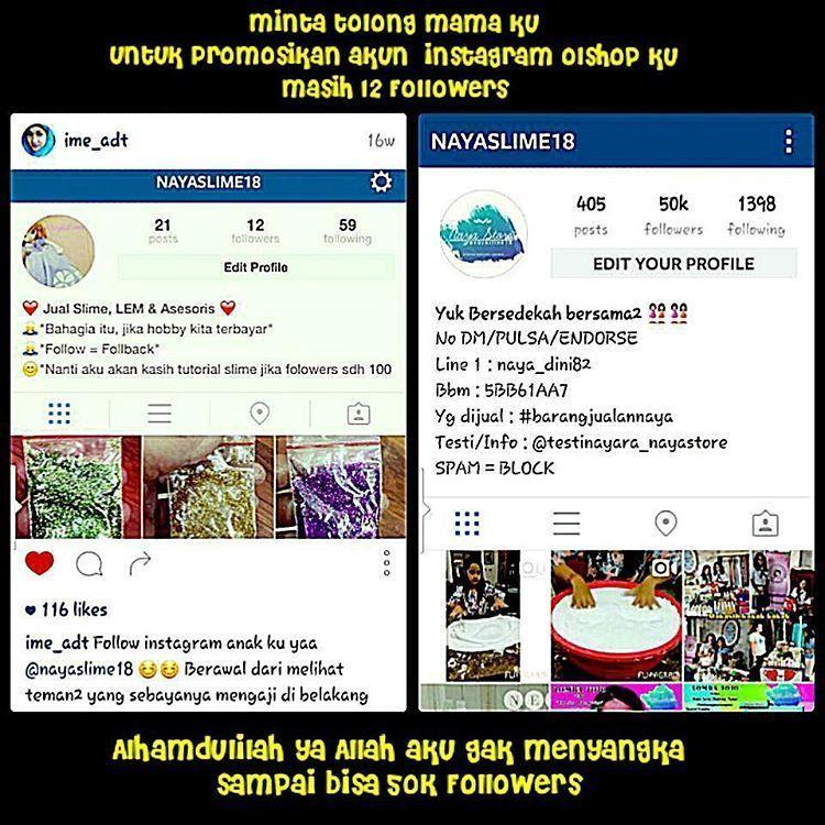 mulai promosi lewat instagram