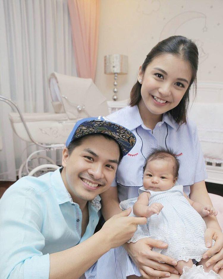 Glenn dan keluarga