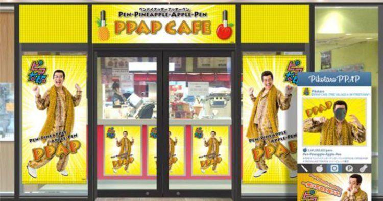 selamat datang di PPAP cafe~