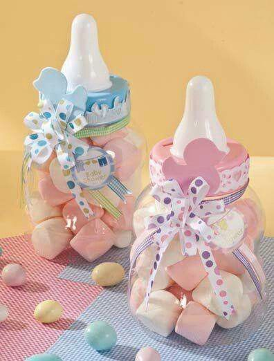 dot bayi isi permen untuk buah tangan