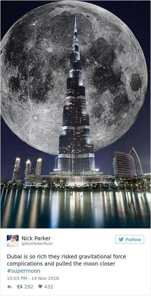 semua orang jadi pengen pindah ke Dubai rasanya