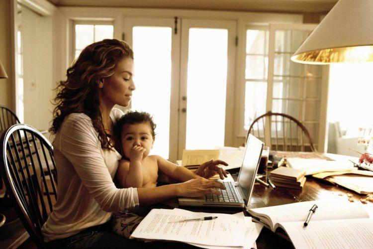 Ibu bekerja bukan juga pilihan buruk