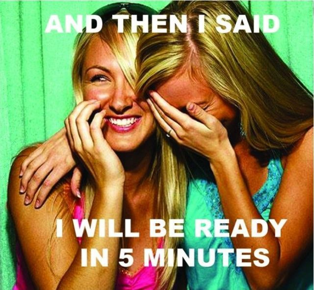 iya 5 menit