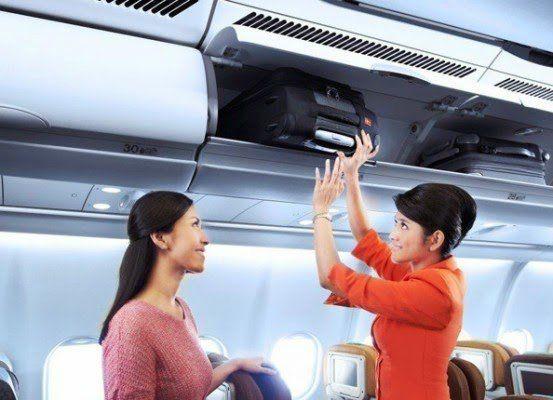 bayangkan jika semua penumpang meminta hal yang sama