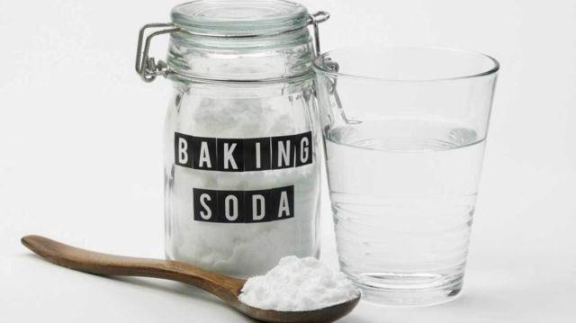 Baking soda anti komedo