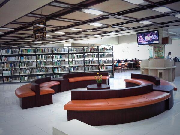 Perpustakaan IPB.