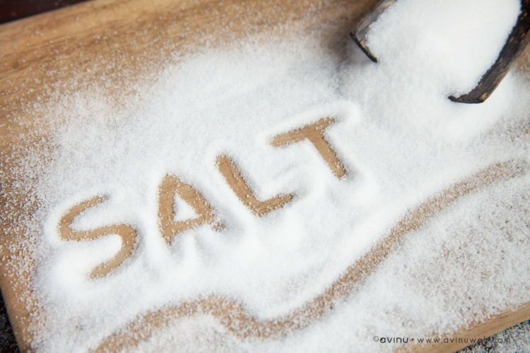 jangan kebanyakan garam