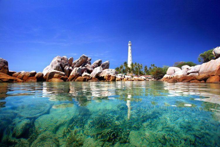 selamat datang di Belitung!