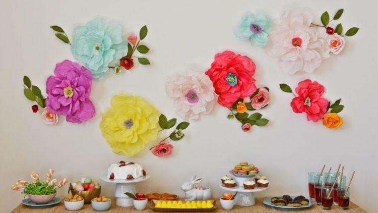 9 Hiasan Dinding Dari Kertas Biar Kamarmu Nggak Terkesan