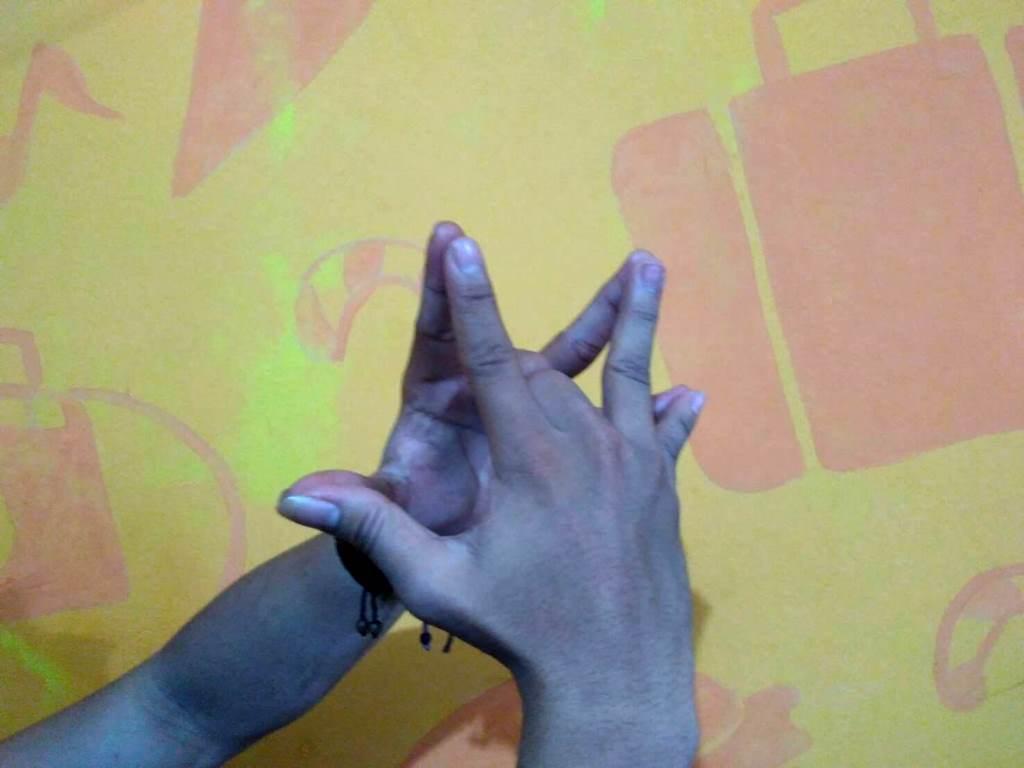 Folosofi jari dari Tiongkok.