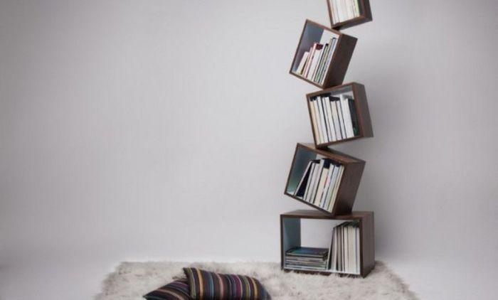 Suka Baca Buku Coba Wujudkan Kreativitasmu Lewat 20 Rak