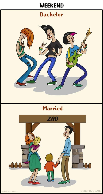 Fase Lucu Lucuan Cowok Sebelum Dan Sesudah Nikah Cek 22