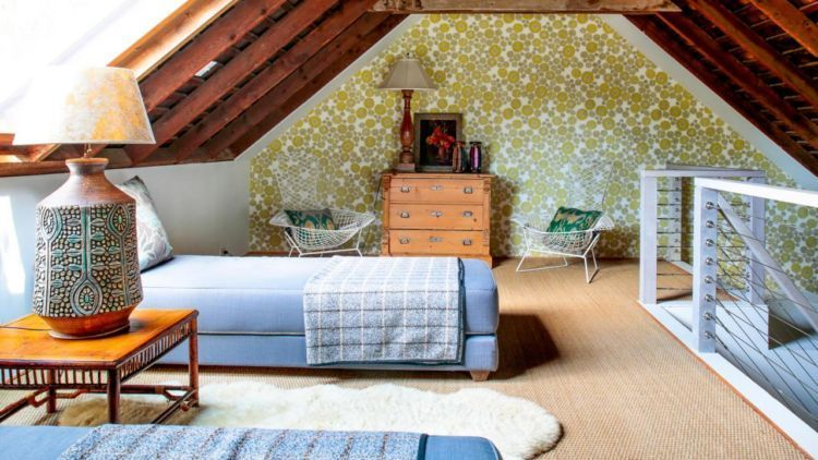 354+ Ide Desain Atap Loteng Rumah Kekinian