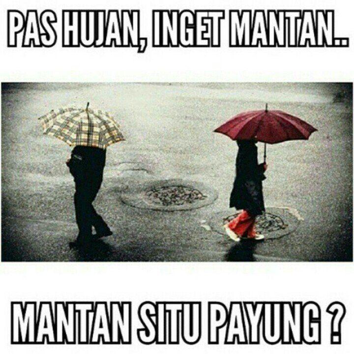 mantan apa payung?
