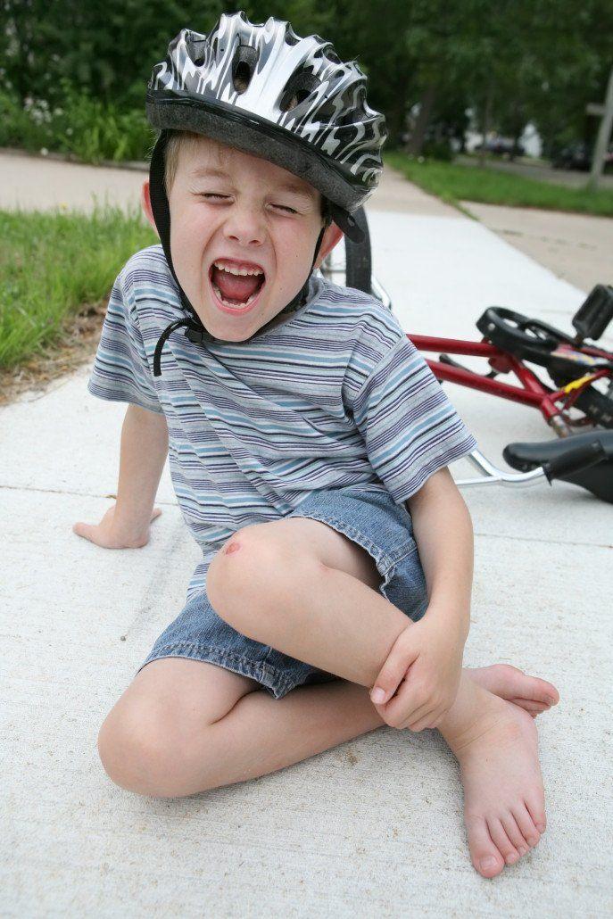 Gara-gara naik sepeda lagi.