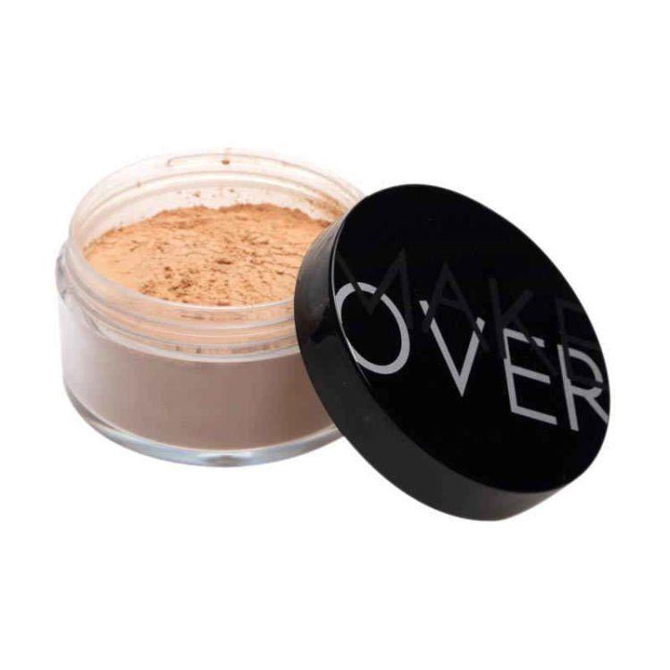 make up powder make over