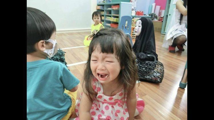 Momo Lu membuat teman-temannya menangis