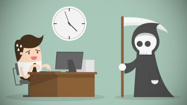 Dikejar Deadline