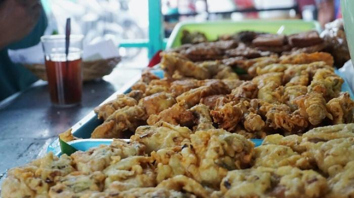 gorengan si lauk yang halal dan murah